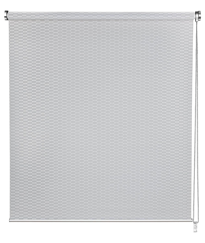 Murtra Tenda a rullo Traslucida 105 x 250 modello Rain argento