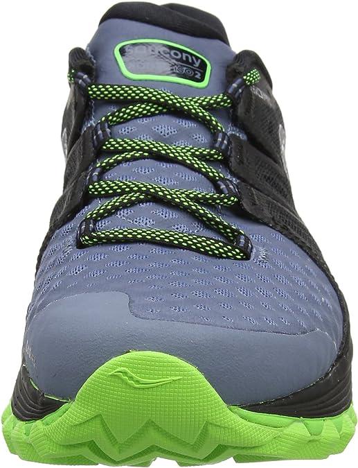Saucony Xodus ISO 2, Zapatillas de Running para Asfalto para ...
