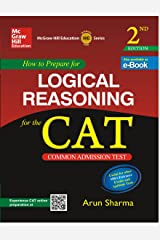 How to Prepare for  Logical Reasoning for the CAT Paperback