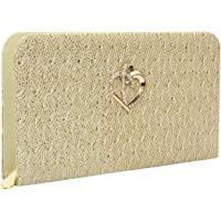 Dfriend Women's Clutch(Gold,D-1-Go)