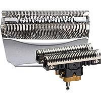 Braun Pièce de Rechange 51S Argentée pour Rasoir Compatible avec les Rasoirs Series 5