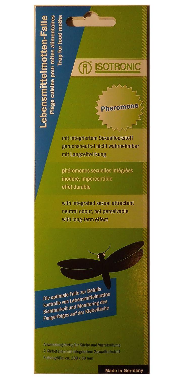 Isotronic Pheromonfalle bei Amazon