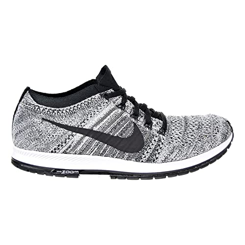 0d9b8f9932a4 Nike Flyknit Streak Unisex Running Shoes Black Black-Wolf Grey-White 835994- 003 (12 D(M) US)  Buy Online at Low Prices in India - Amazon.in