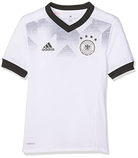 Adidas DFB H Preshi Y Camiseta Selección Alemana de Fútbol, Niños ...