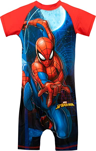 Marvel Ba/ñador para Ni/ño Spiderman