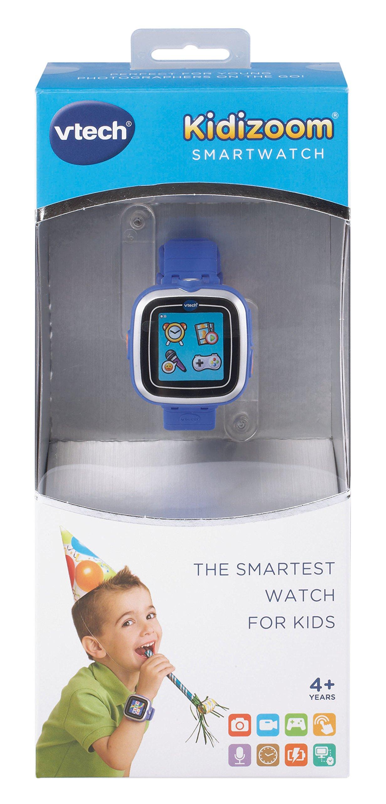 VTech Kidizoom Smartwatch, Blue (Discontinued by manufacturer) by VTech Kidizoom (Image #6)