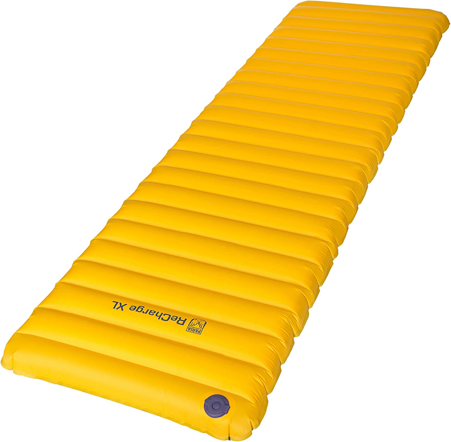 Paria Outdoor Products Recharge Sleeping Pad - Ultralight, Insulated Air Pad - Perfect for Backpacking, Bikepacking, Kayaking and Camping