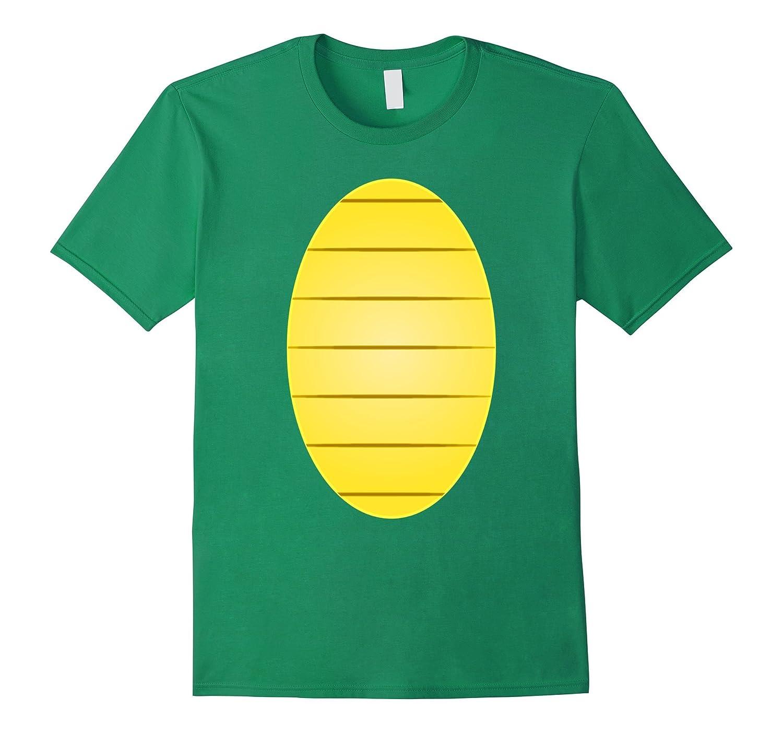 Turtle Costume Halloween Shirt Dinausor Simple DIY Costume-FL