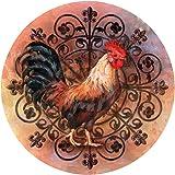 Thirstystone Stoneware Coaster Set, Rooster