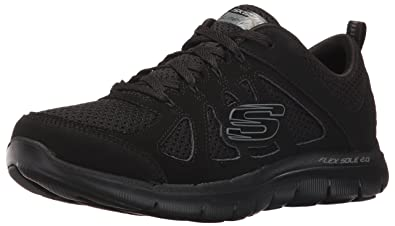 Skechers Scarpa da Ginnastica Donna Memory Foam: Amazon.it ...