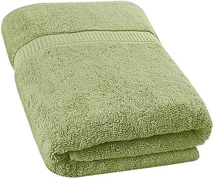 Utopía toallas baño hoja, 35 x 70 cm