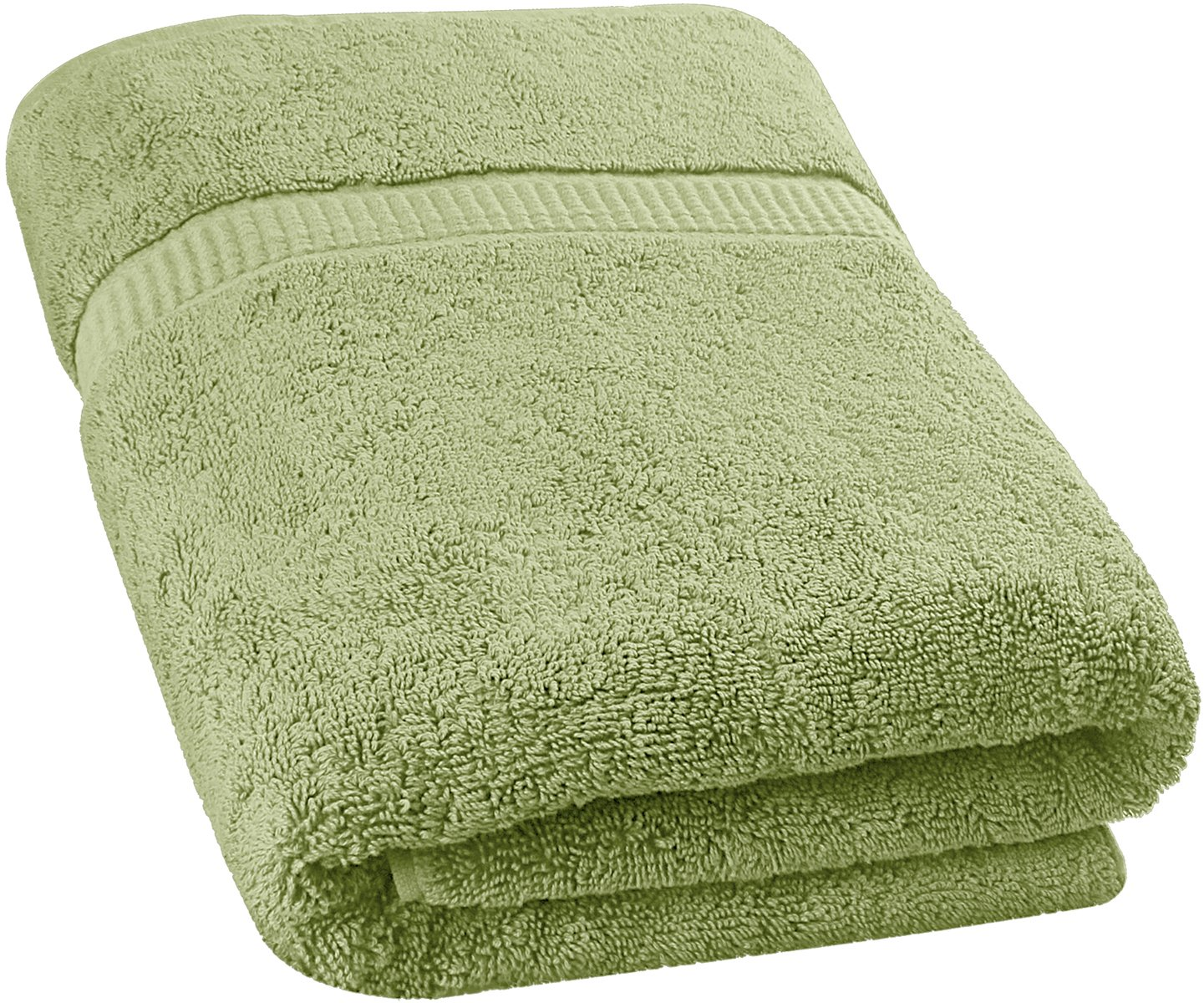 luxury bath sheet towel sage green 35 x 70 inch 100 cotton extra large be ebay. Black Bedroom Furniture Sets. Home Design Ideas