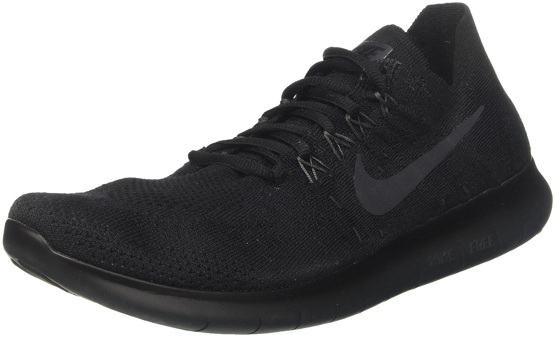 NIKE Free RN Flyknit 2017, Chaussures de Running Running Running Homme 45 EU|Noir (Black/Anthracite 013) 218f07