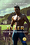 Tyler: Winchester Brothers—Erotic Paranormal Wolf Shifter Romance