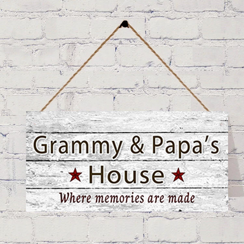 Outstanding Amazon Com Bevis554Yule Grammy Papas House Sign Where Download Free Architecture Designs Philgrimeyleaguecom