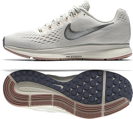 Nike WmnsAir Zoom Pegasus 34, Zapatillas para Mujer, Multicolor ...