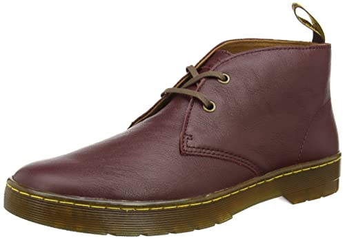 499756bd961 Dr. Martens Cabrillo Virginia Cherry Red, Men's Desert Boots
