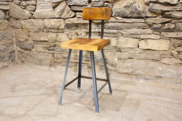The Brewster Bar Stool