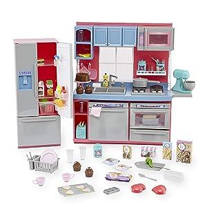 Journey Girls Deluxe Gourmet Kitchen & Baking Set (Amazon Exclusive)