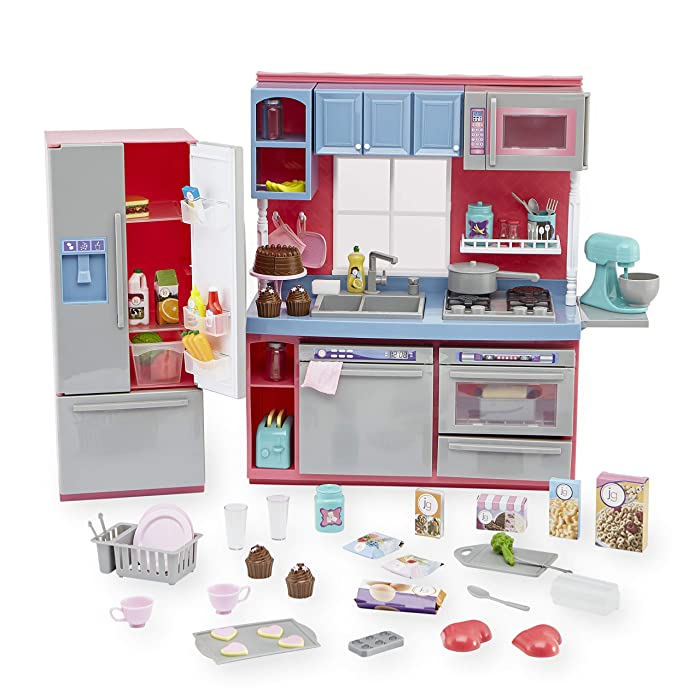 Journey Girls Deluxe Gourmet Kitchen & Baking Set (Amazon Exclusive)