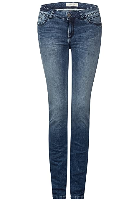 Street One - Denim York im Slim Fit