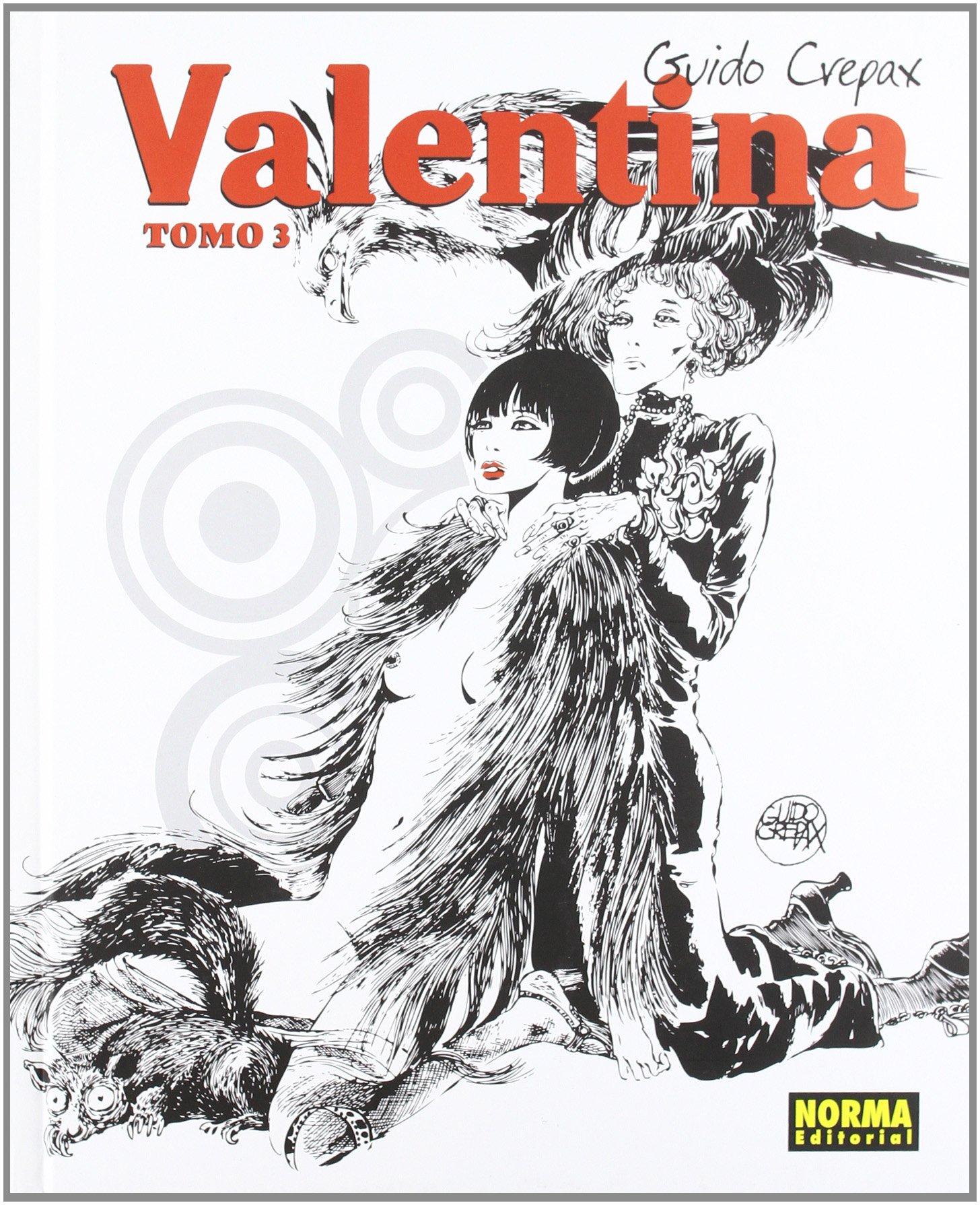 VALENTINA 3 (CÓMIC EUROPEO)