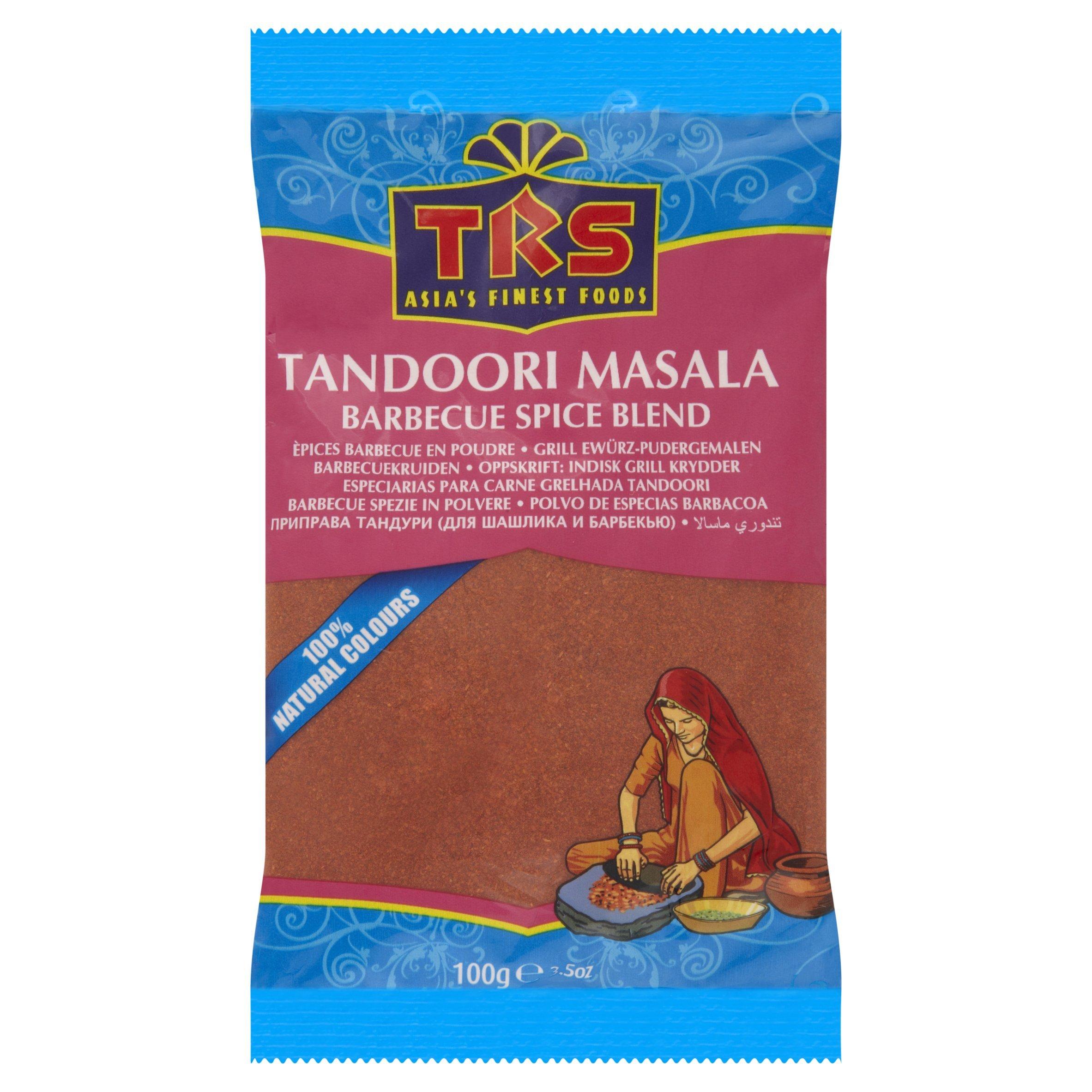 TRS Tandoori Masala Barbecue Spice Blend 100g