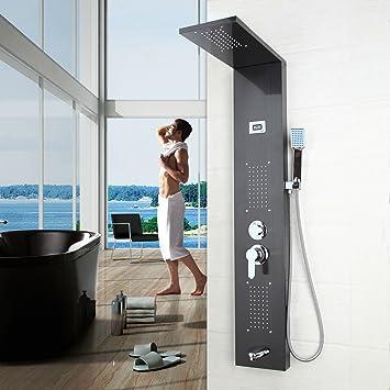 Yanksmart como nuevo lujo baño ducha Torres Penel con función de ...