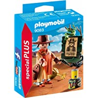 Playmobil Especiales Plus-9083 Cowboy,, única (9083)