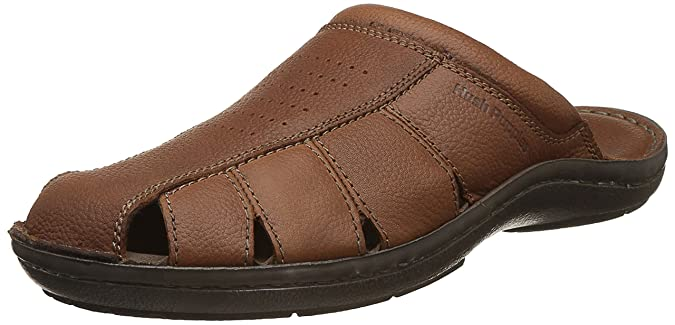 Hush Puppies Men's Decode Close MUL Leather Hawaii Thong Sandals Men's Fashion Sandals at amazon