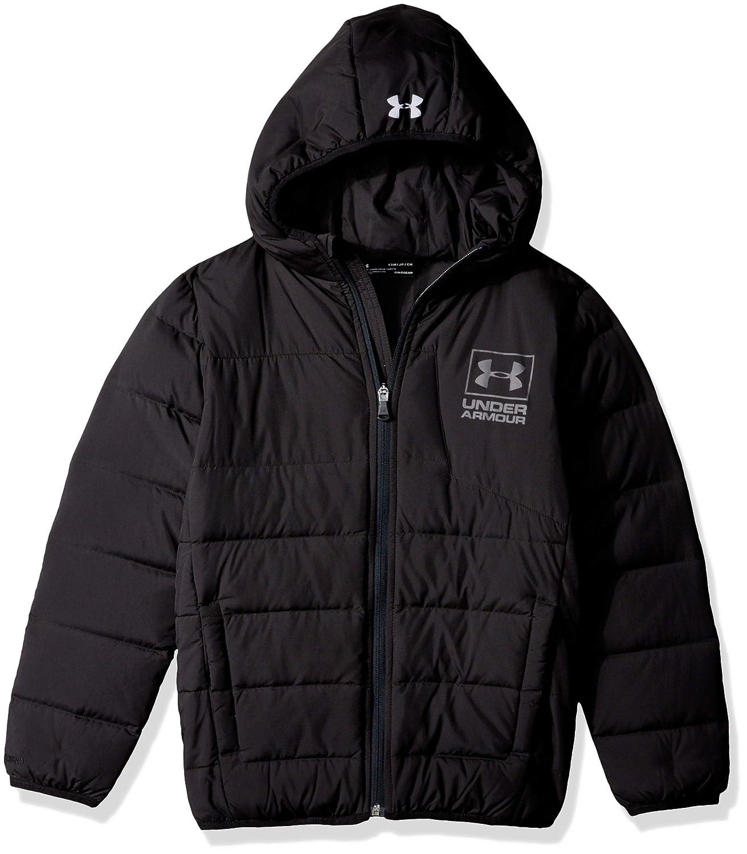 Under Armour Boys' Swarmdown Hooded Jacket
