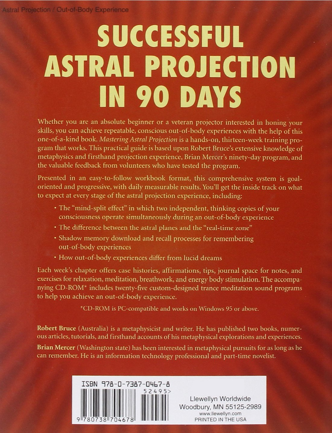 Projection pdf astral mastering