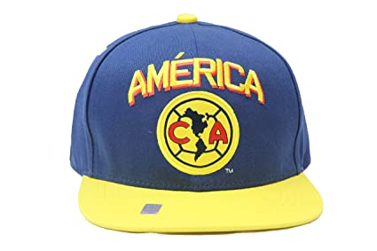 8fa4c1a1f4d4fa Club America Snapback Adjustable Cap Hat – Yellow - Blue - Red- New Season