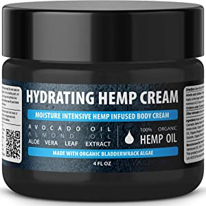 Sweepstakes: Hemp Labs Naturals Hydrating Hemp Cream - Infused with Skin...