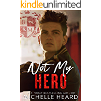 Not My Hero: Black Mountain Academy book cover