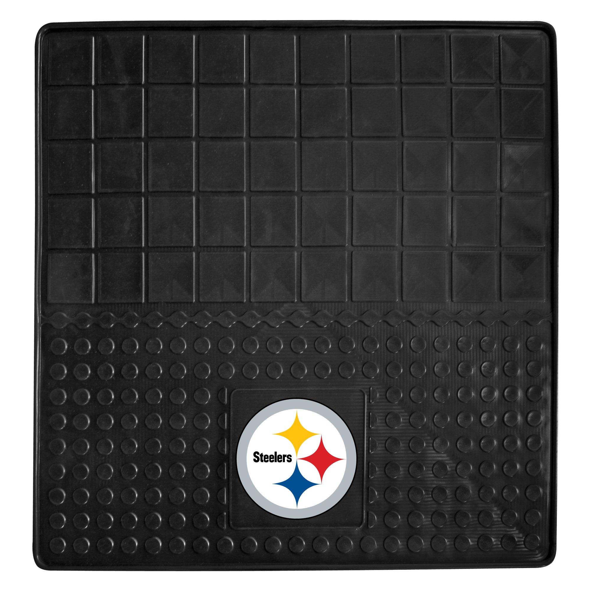 FANMATS NFL Pittsburgh Steelers Vinyl Cargo Mat
