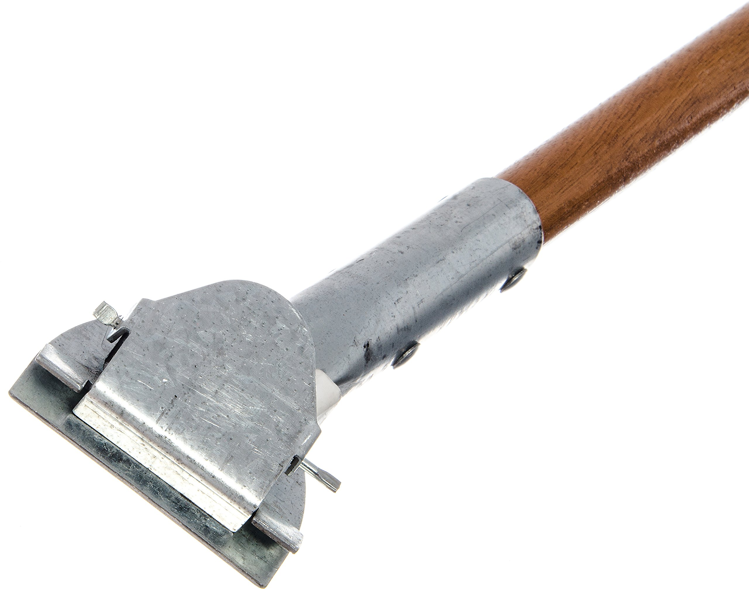Carlisle 4585000 Wood Dust Mop Handle, 15/16'' Diameter x 60'' Length (Pack of 12) by Carlisle (Image #2)