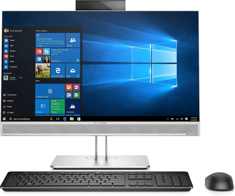 Amazon com: HP Smart Buy ELITEONE 800 G4 AIO: Computers
