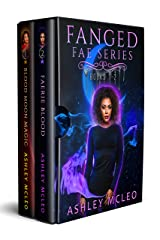 Fanged Fae Series: A Paranormal Romantic Thriller (Fanged Fae Series (the complete series)) Kindle Edition