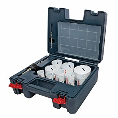 Bosch 25-Piece Master Bi-Metal Hole Saw Kit HB25M