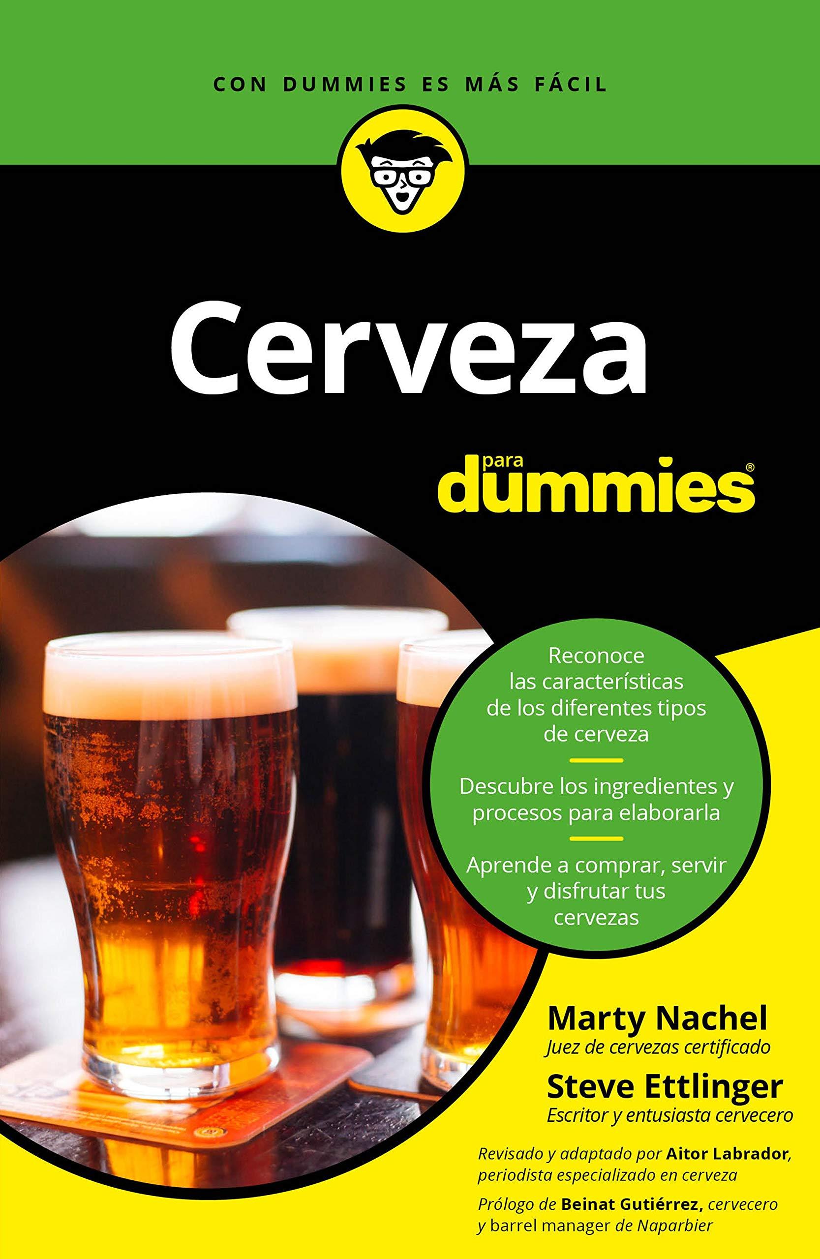 Cerveza para Dummies (Sin colección): Amazon.es: Labrador Ochoa ...