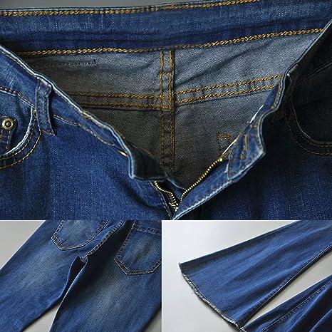 Amazon.com: Fashion Story - Pantalones vaqueros para mujer ...