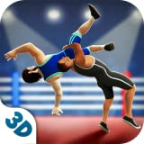 the escapist game - Freestyle Wrestling Fighting Tiger Star: Martial Arts Battle Tournament | Ulimate Sports Athlete Contest