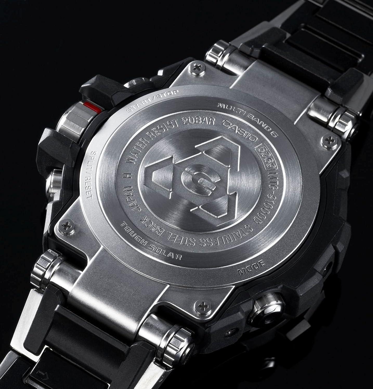 Casio G-SHOCK MT-G TRIPLE G RESIST MTG-S1000D-1AJF: Amazon.ca: Watches