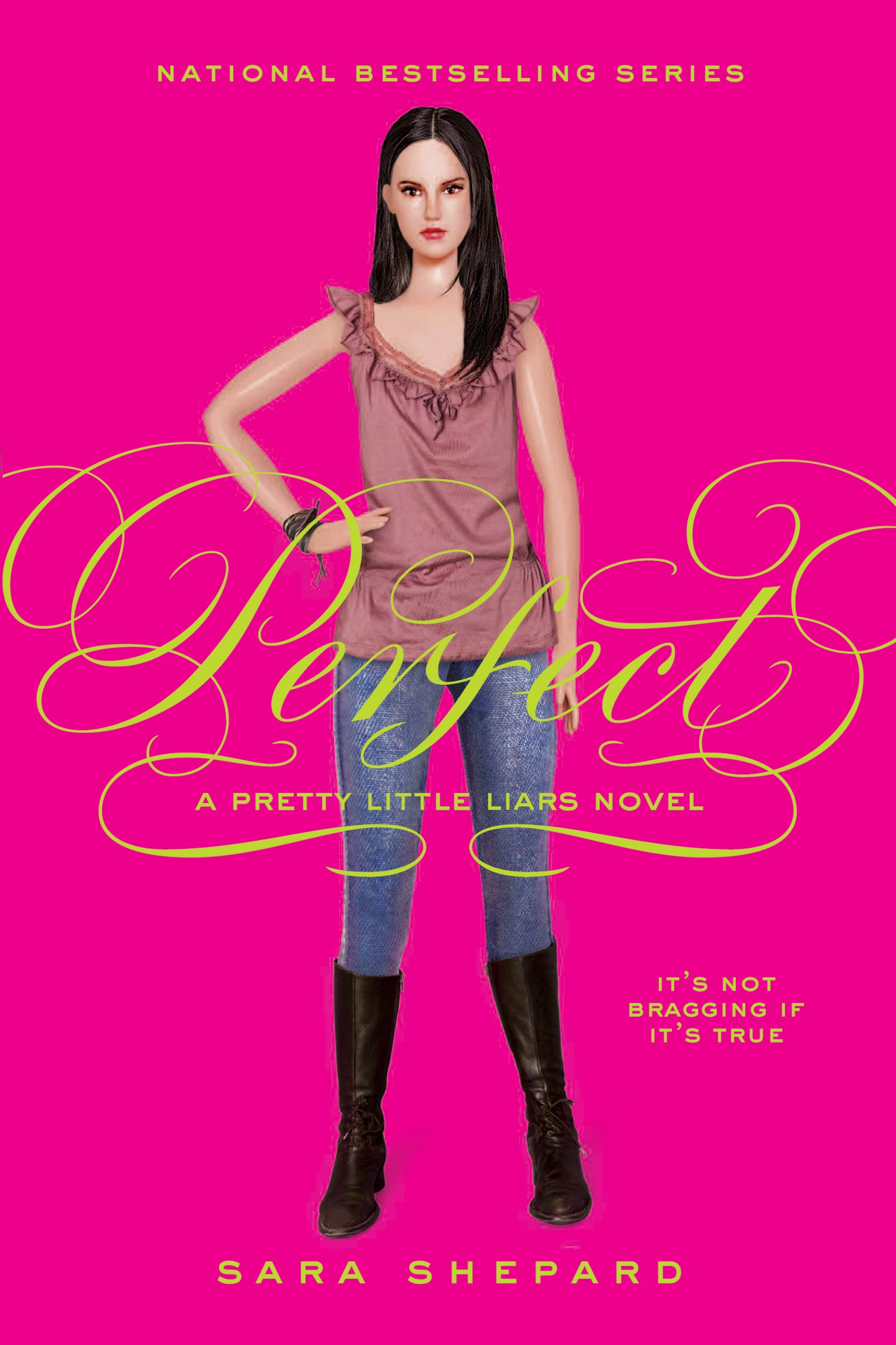 Pretty Little Liars #3: Perfect (English Edition)