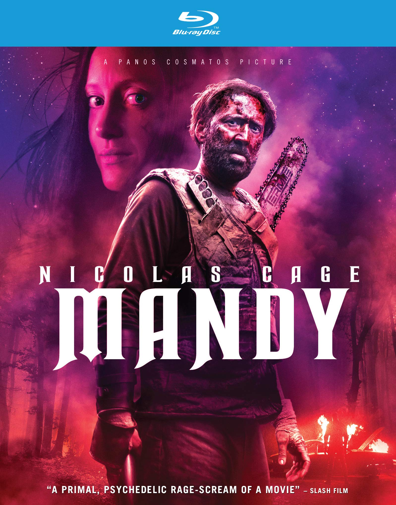 Blu-ray : Mandy (Blu-ray)