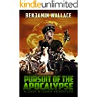 Pursuit of the Apocalypse (A Duck & Cover Adventure Book 3)