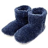 micolla 北欧 あったか もこもこルームシューズ 可愛い 靴下 ボアブーツ スリッパ フワフワ ルームブーツ 暖かい