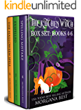 The Kitchen Witch: Box Set: Books 4-6: Witch Cozy Mystery Series (The Kitchen Witch Series Boxset Book 2)