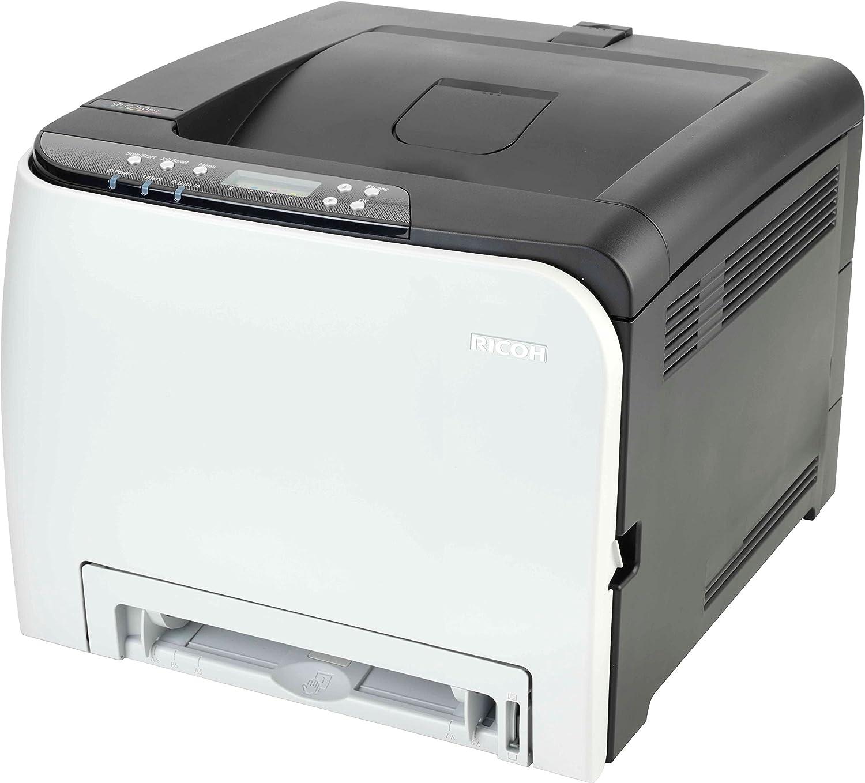 Ricoh SP C250DN Stampante Laser Multifunzione, Formato A4, Connessione Wi-Fi RICVZ 901630
